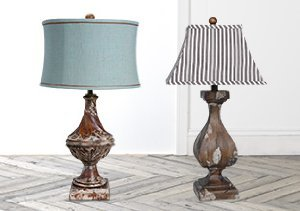 Up to 80% Off: Eclectic Lamps From Guildmaster