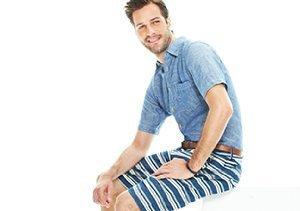 Summer Uniform: Shorts, Tanks & Tees