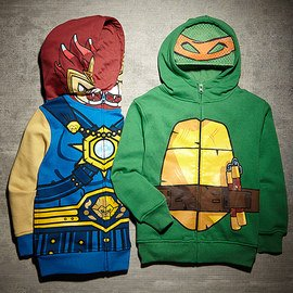 Smile Time: Character Hoodies & Tees