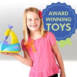 Award Winners: Toys & Books