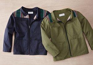 Summer to Fall: Kids' Outerwear