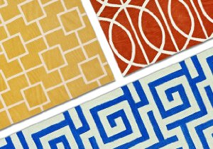 Plush Patterns: Rugs