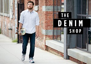 The Denim Shop: Stitch's Jeans
