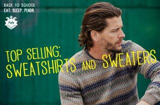 Top Selling: Sweatshirts & Sweaters