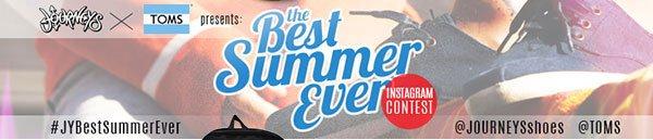 Enter the Best Summer Ever TOMS Instagram Contest!