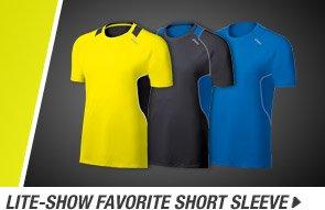 Shop Mens Lite-show Favorite Short Sleeve - Promo C