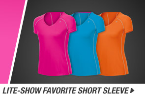Shop Lite-show™ Favorite Short Sleeve