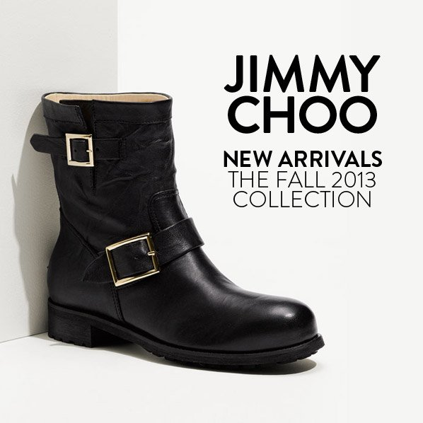 JIMMY CHOO - NEW ARRIVALS - THE FALL 2013 COLLECTION
