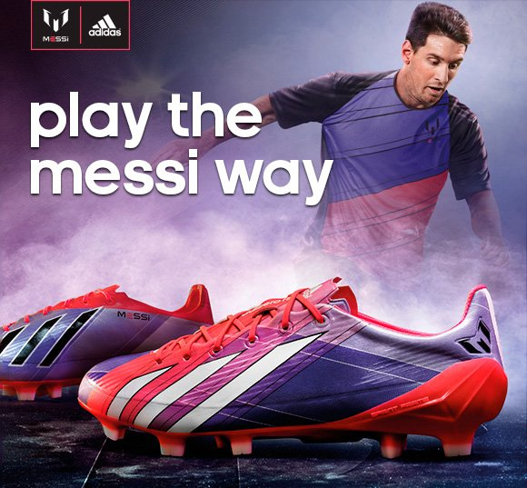 Shop the Messi Soccer Collection »