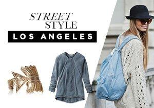 Street Style: Los Angeles