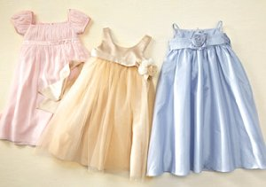 All Dressed Up: Styles for Girls