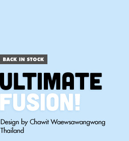 Back in Stock - Ultimate Fusion