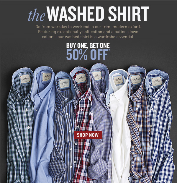The Washed Shirt