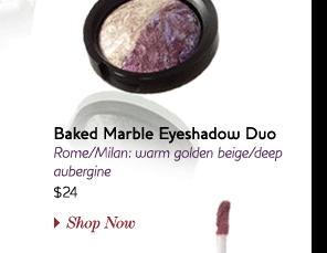 Baked Marble Eyeshadow Duo