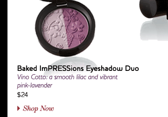 Baked Impressions Eyeshadow Duo