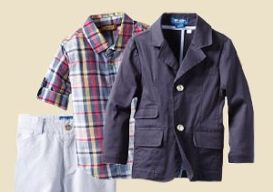 All Dressed Up: Styles for Boys