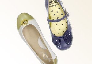 All Dressed Up: Pampili Kids' Shoes