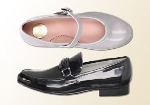 All Dressed Up: Kids' Patent Leather Shoes