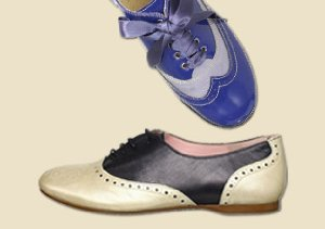 All Dressed Up: Brogues for Boys & Girls