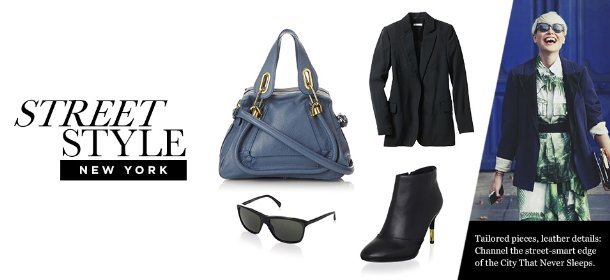 STREET STYLE: NEW YORK, Event Ends August 25, 4:00 PM PT >