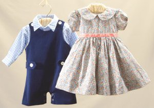 All Dressed Up: Styles for Baby