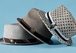Closet Update: Hats
