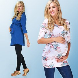 Modern Maternity: Fall Apparel