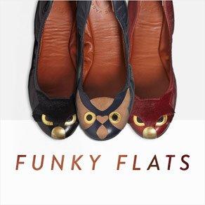 FUNKY FLATS