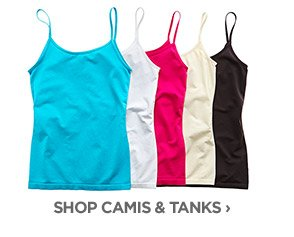 SHOP CAMIS & TANKS ›