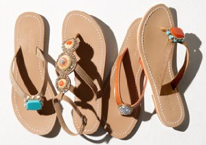 Seasonless Style: Flip-Flops