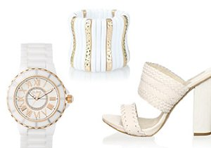 White Party: Shoes & Accessories
