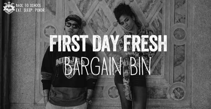 The Bargain Bin is Back. Click to Shop.