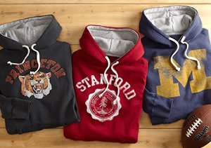 Fall Prep: Hoodies & Sweatshirts