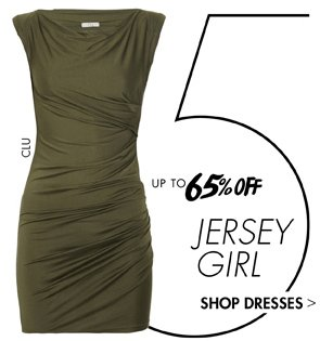 JERSEY GIRL. UP TO 65% OFF