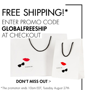FREE SHIPPING. DON'T MISS OUT