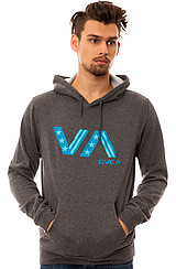 The VA All Stars Hoody in Charcoal
