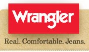 Wrangler. Real. Comfortable. Jeans.