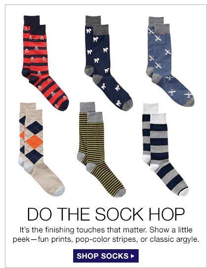 DO THE SOCK HOP | SHOP SOCKS