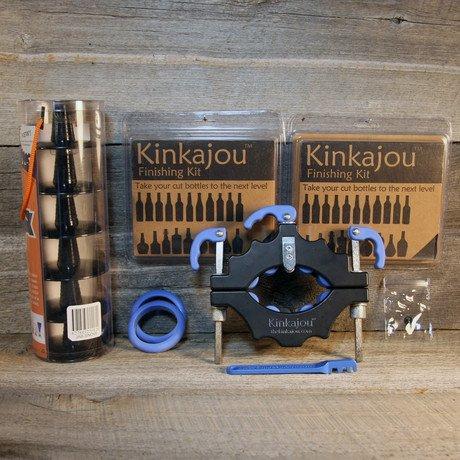 Full Bottle Cutting Kit // Deep Black + Onyx