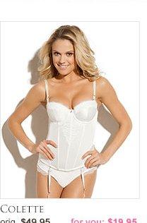 Colette lingerie set