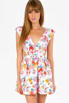 APRIL SHOWERS DRESS 47