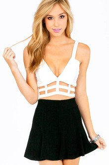 CHRISTINE CROP TOP 30