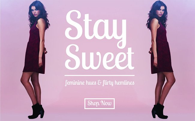 Stay Sweet | Shop Now