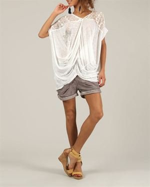 Angels Never Die Draped Tunic Made In Europe