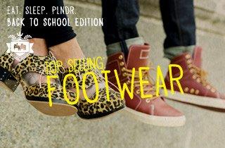 Top Selling: Footwear
