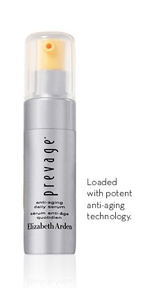 Loaded with potent anti-aging technology.