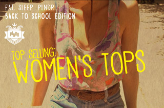 Top Selling: Women's Tops