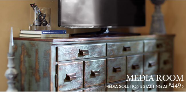 MEDIA ROOM - MEDIA SOLUTIONS STARTING AT $449