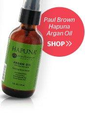 Paul Brown Argan Oil