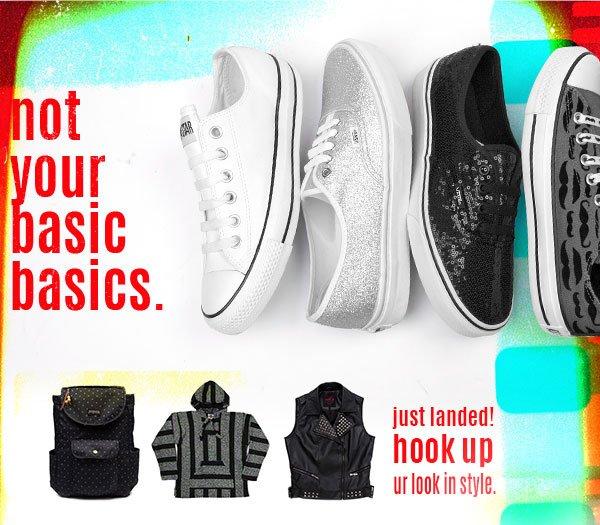 Not Your Basic Basics.